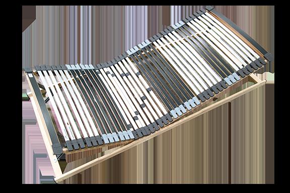 Lattenrost mit beiden Seiten oben